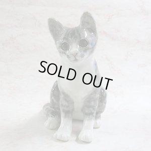 画像1: 【ウィンスタンレイ・キャット】猫の置き物37: Vintage