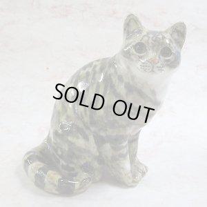 画像1: 【ウィンスタンレイ・キャット】猫の置き物38: Vintage
