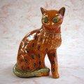 【ヴィオレット・コッサ】猫の置き物