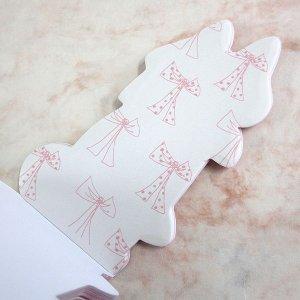 画像4: 猫型のダイカット・メモ ピンク