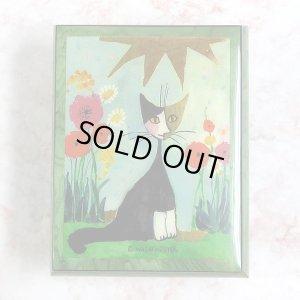 画像2: 【ロジーナ・ワハトマイスター】猫のオルゴール My Garden