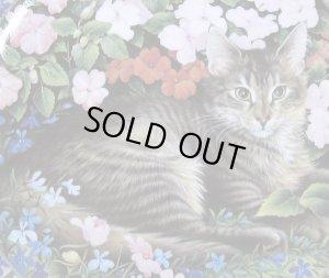 画像3: 【レズリー・アン・アイボリー】猫の絵皿 Tabitha in Bizzie-Lizzies : Vintage