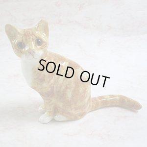 画像1: 【ウィンスタンレイ・キャット】猫の置き物51