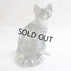 画像1: 【ウィンスタンレイ・キャット】猫の置き物59: ヴィンテージ