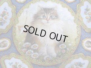 画像3: 【レズリー・アン・アイボリー】仔猫の絵皿 Kittens of the Week (Monday Kitten): Vintage