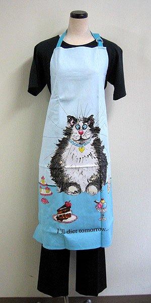 画像1: 猫のエプロン Cakes